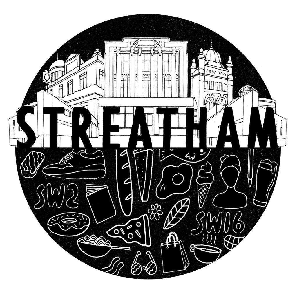 Keep it local Streatham logo